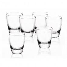 Stikliukai 25ml 6vnt Barylka