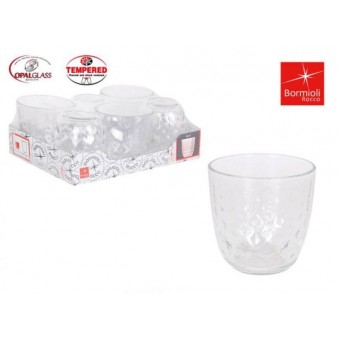 Stiklinės 300ml 6vnt Bormioli Rocco 80212