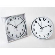 Laikrodis plast. sieninis 30*4.3cm KIRA