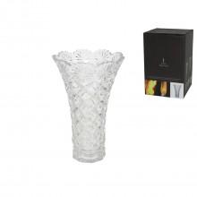 Vaza stikl. 24.5*15.5cm  DIAMOND STAR