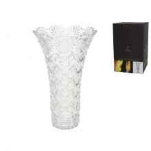 Vaza stikl. 30*18cm DIAMOND STAR