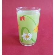 Stiklinės 250ml 6vnt.dekoruotos GM1006 BRILIANT