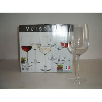 Taurės vynui  6vnt. 1948 Versailles 270ml
