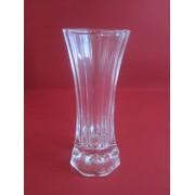 Vaza stikl. 18cm 9759