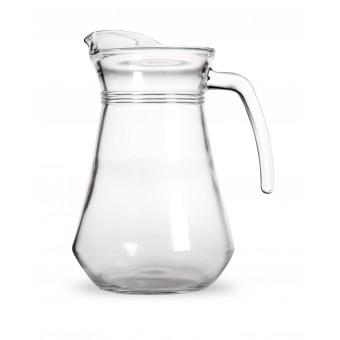 Ąsotis stikl. 1L ALPES