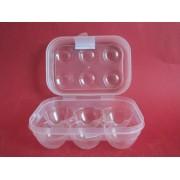 Dėklas kiaušiniams plast. 6vnt. 99883