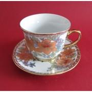 Puodukų s/l arbatai porc.6vnt.rink. MP-26 250ml