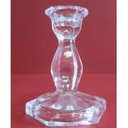 Žvakidė stikl 10.5cm 1364