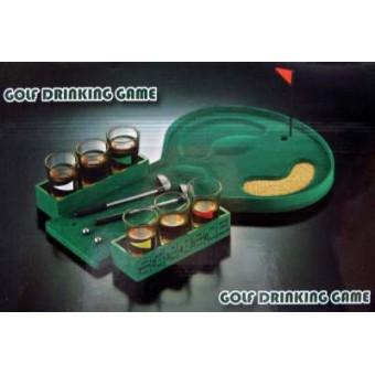 Gėrimų žaidimas golfas 6vnt. GB0335