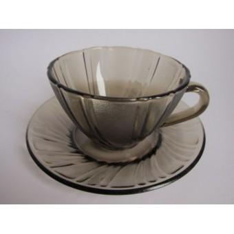 Puodukas stikl. 180ml s/l  FUME NS-38-545