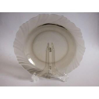 Lėkštė 20cm gili stikl. FUME NS-38-545