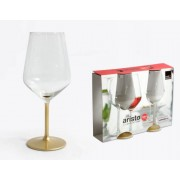 Taurės vynui 530 ml. 2 vnt. ARISTO ZO761005