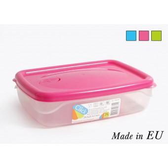 Dėžutė maistui hermetinė 3.0L C754H04