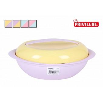Indas plast. s/d oval 2.75L 899C434