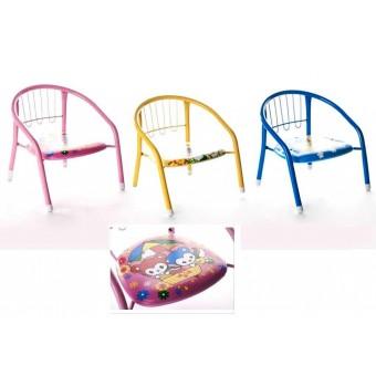 Kėdutė vaikiška met. su atlošu 10101