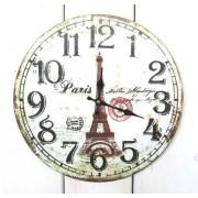 Laikrodis sieninis 33cm MDF ZG0213M