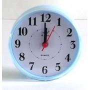 Laikrodis stalinis-žadintuvas 9cm NGY103559
