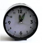 Laikrodis stalinis-žadintuvas 8cm NGY103568