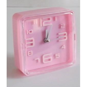 Laikrodis stalinis-žadintuvas 9*9cm NGY103570