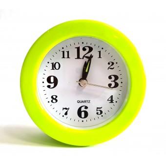 Laikrodis stalinis-žadintuvas 10cm NGAP16683