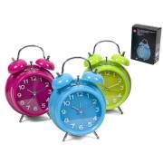 Laikrodis stalinis-žadintuvas 10cm