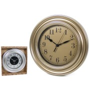 Laikrodis plast. sieninis 40.6cm DAWSON