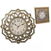 Laikrodis met. sieninis 45cm CHEN