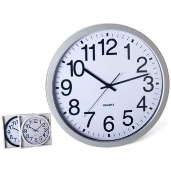 Laikrodis plast. sieninis 35cm ALEXIS
