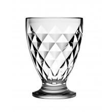 Ledainės stikl. 250ml 3vnt DIAMANTE
