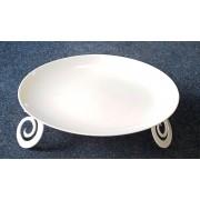 Lėkštė serviravimo 10-218212B 9*28.5*23cm ovali