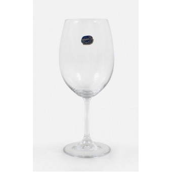 Taurė vynui 450ml. Bohemia Crystal