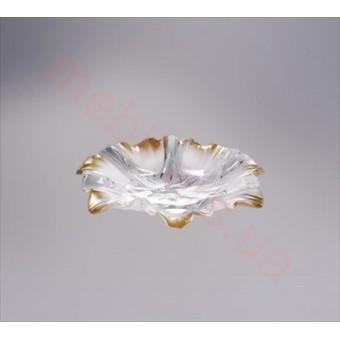 Lėkštė stikl.MIRANDA 24cm 1202066