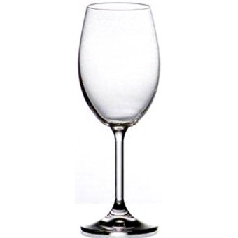 Taurės vynui 350 ml 2vnt. ELEGANCE Bohemia