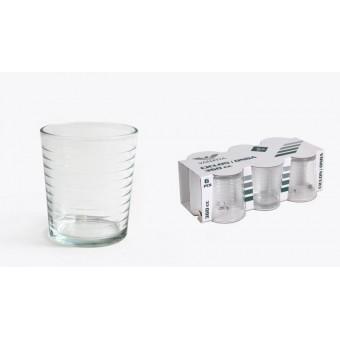 Stiklinės 360ml 6vnt VALLETTA CICLON