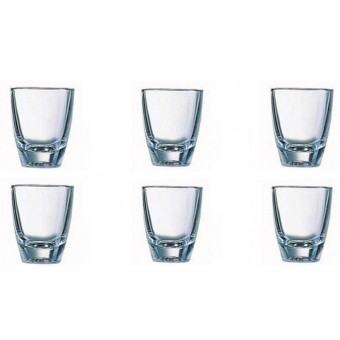 Stikliukai 6vnt. Gin 16062 40ml