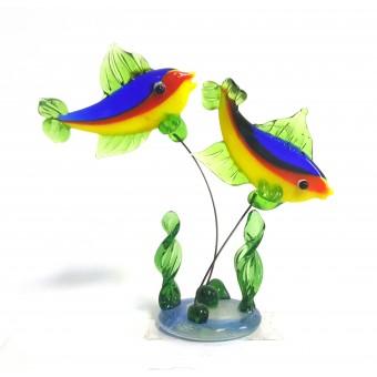 Suvenyras stikl. 'Žuvytės' 85628