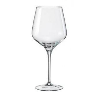 Taurės vynui 540ml REBECCA 6vnt. Bohemia