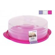 Dėžė tortui plast. 34.5*12.5cm SWEET