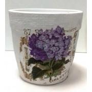 Vazonas keramik. 14x10x13cm NG8124B-3057