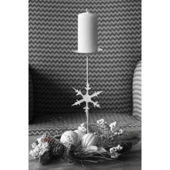 Žvakidė 20-13592B 33*10cm 1vnt
