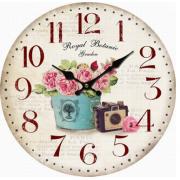 Laikrodis sieninis MDF ZR33