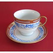 Puodukų s/l arbatai porc.6vnt.rink. MG-09 200ml