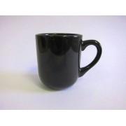 Puodukas 300ml juodas 2226 keramik.