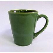 Puodukas 300ml žalias 2228 keramik.