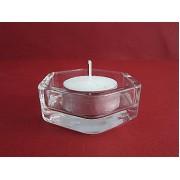 Žvakidė stikl. 10260