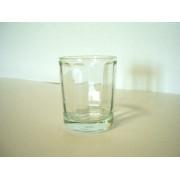 Stikliukai 6vnt HL1083 (graniony) 50ml