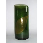 Vaza stikl. 20cm 5928