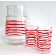 Ąsotis su 6 stiklinėmis SH8/7R