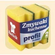 Virtuvinės kempinėlės Profil Classic 2vnt. 3022