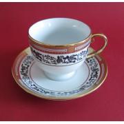 Puodukų s/l arbatai porc.6vnt.rink. MG-10 200ml